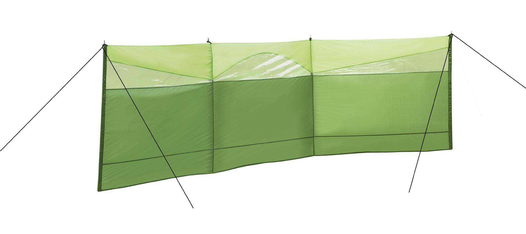 Details about Urban Escape Camping Wind Break Green 5m Long 1 4m High Guy  Ropes Pegs Shelter