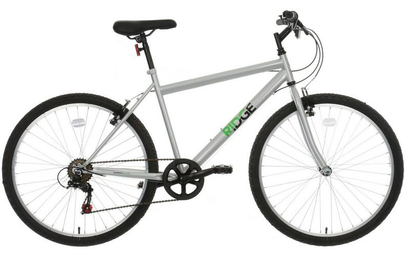 Details about Ridge Mens Mountain Bike 26