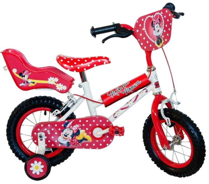 0037f4d9240 Disney Minnie Mouse Girls Kids Children Bike 12