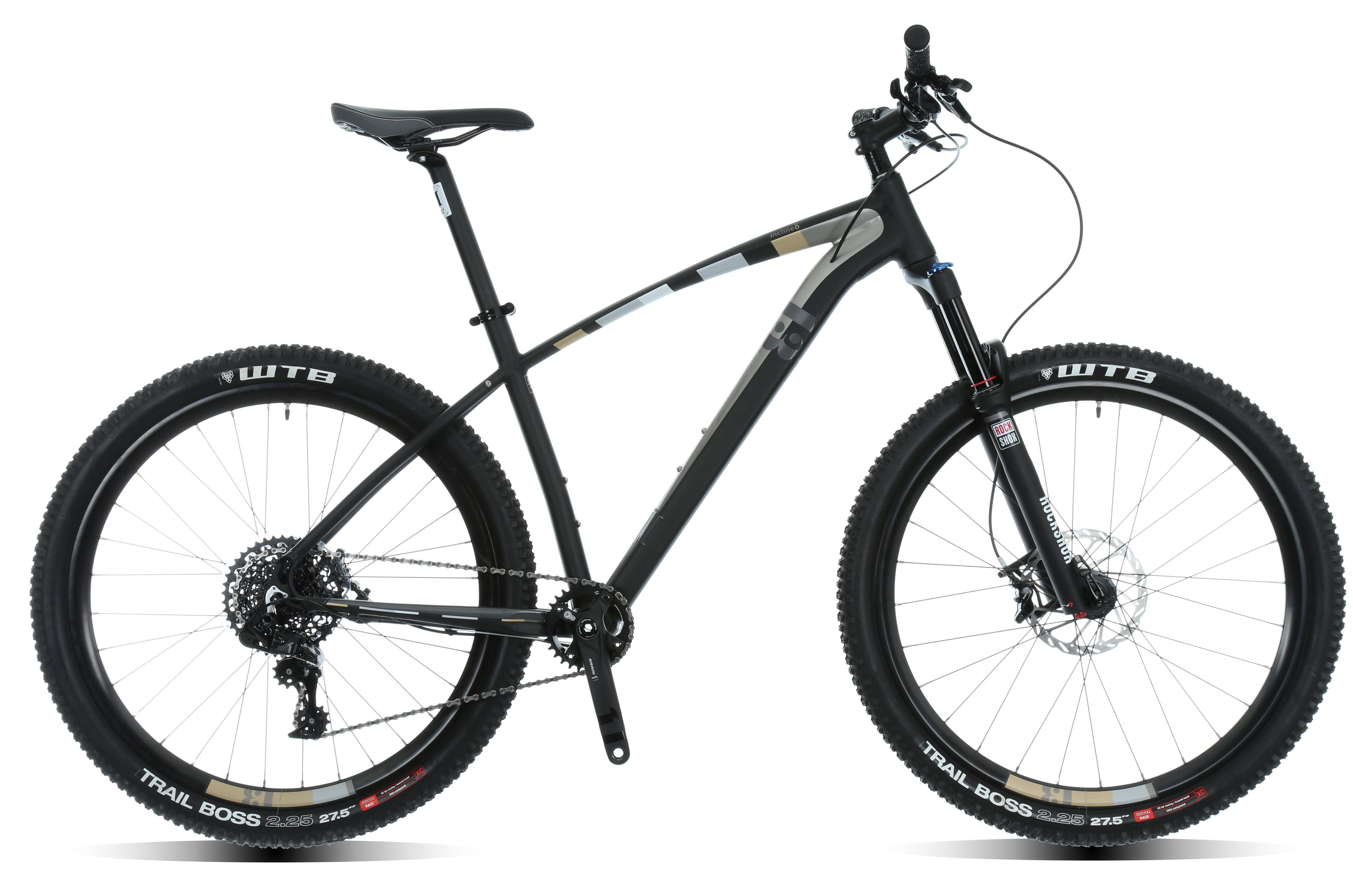 13 Incline Delta Mountain Bike 2015 27.5\