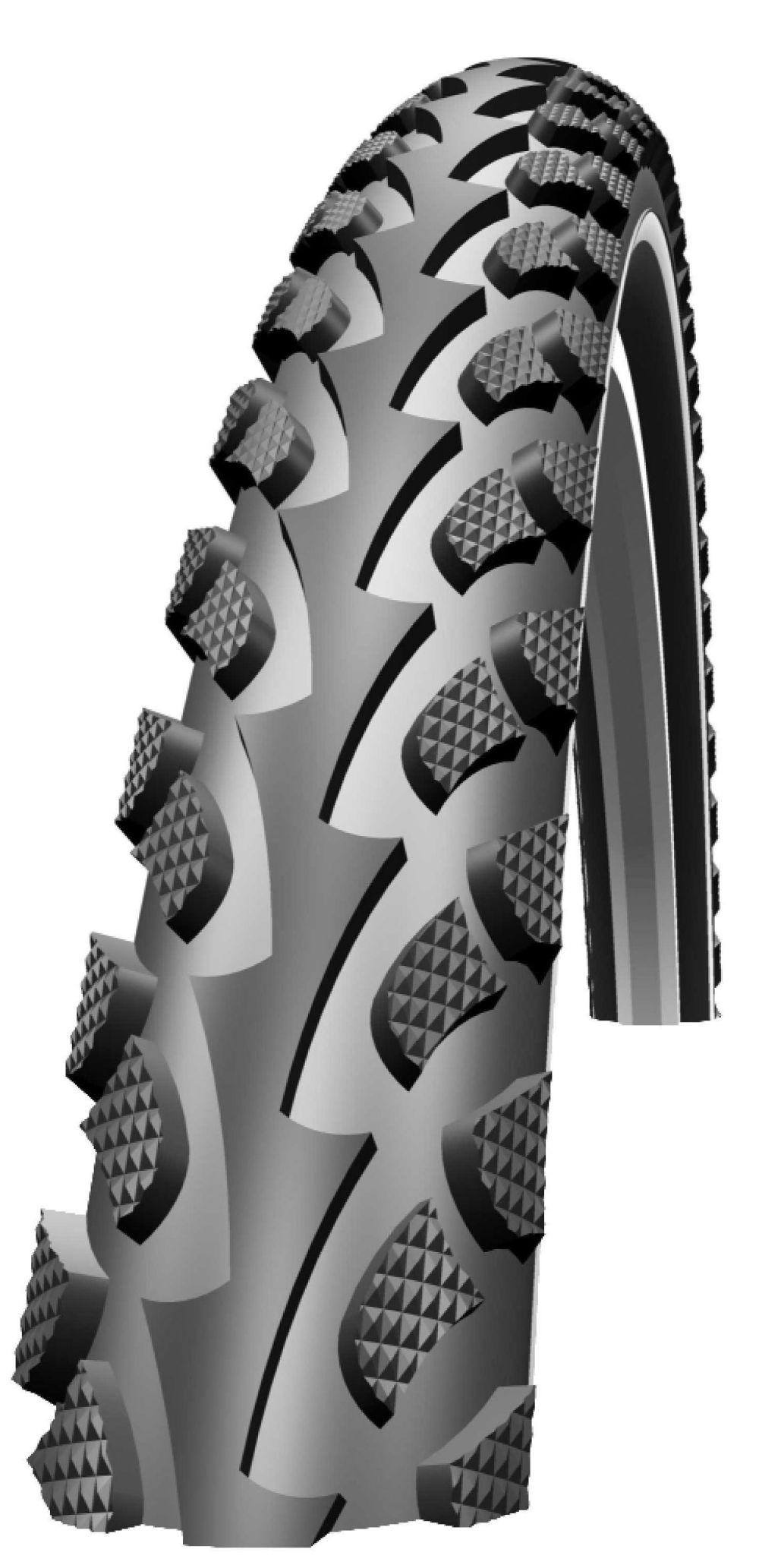 6x presta inner tubes 70 700 35c 43c hybride vélo de route