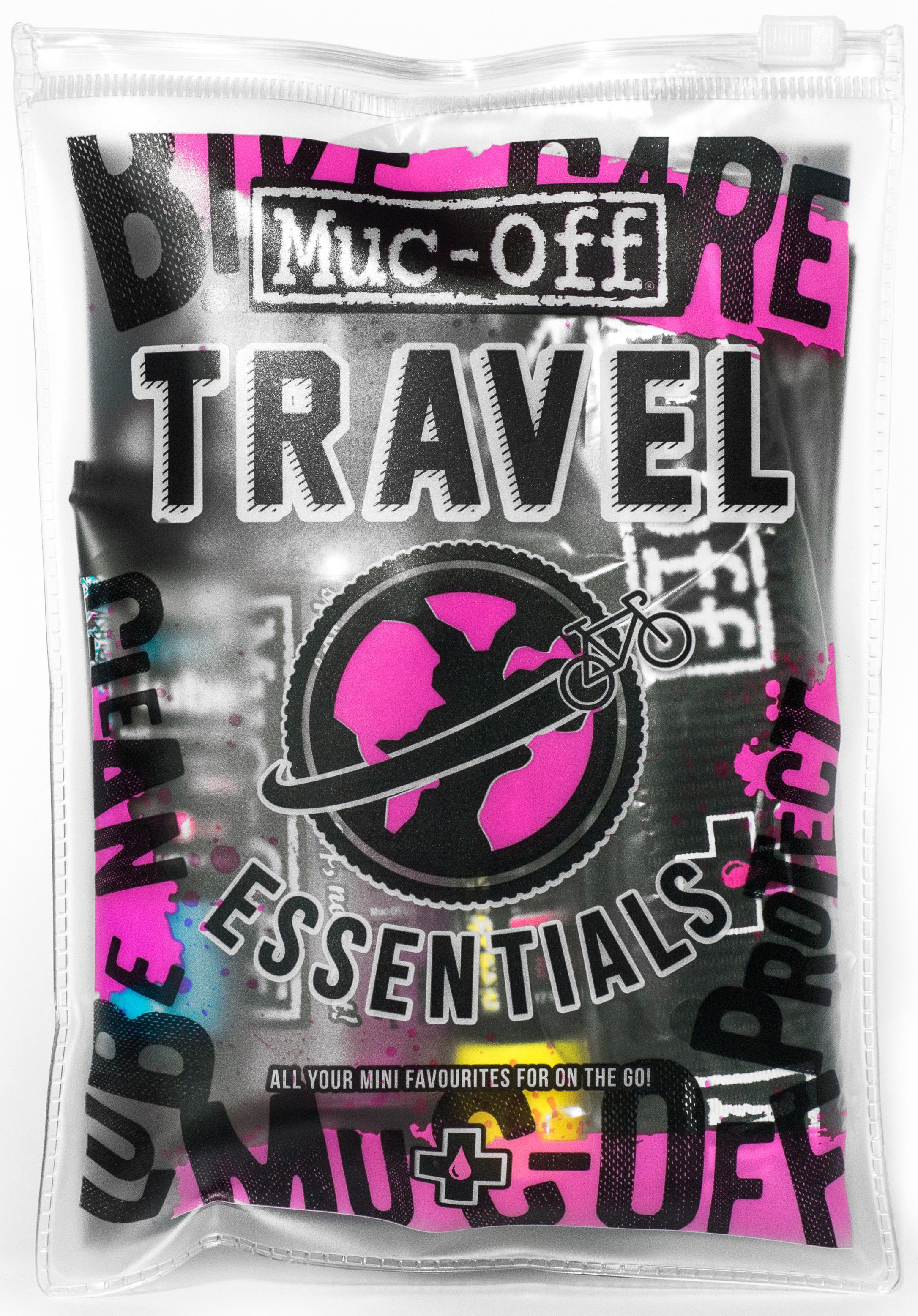 Muc-Off Cycling Chamois Cream Travel Pack x 5 Sachets
