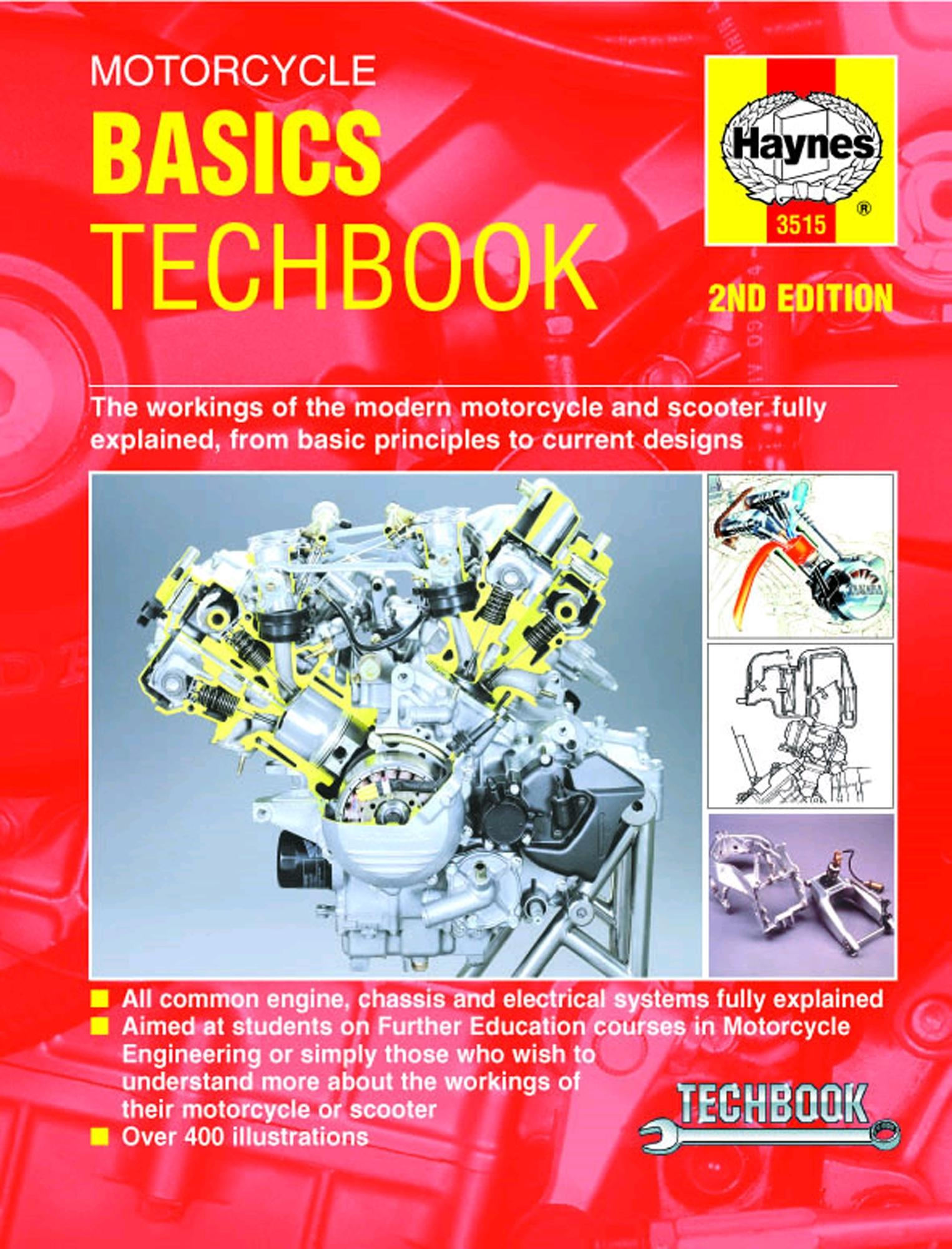 motorcycle basics techbook haynes manuals pdf