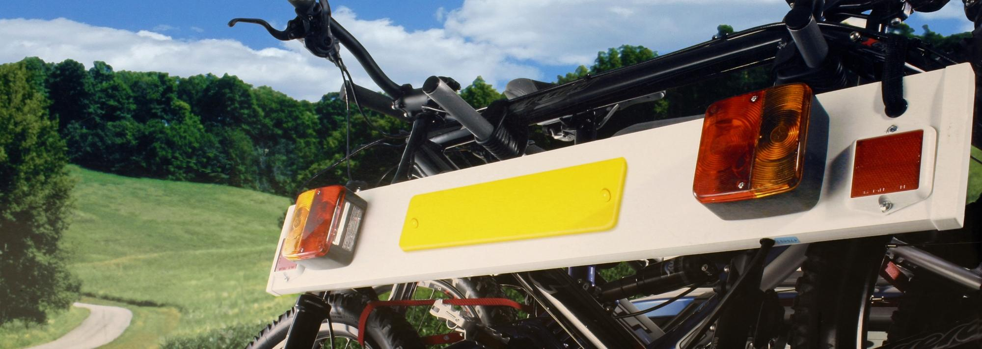 halfords cycle carrier lighting board rear number plate lights rh ebay co uk halfords cycle carrier lighting board wiring kit