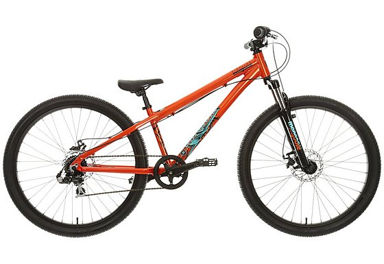 Mongoose Fireline Dirt Jump Bike Bicycle 26\
