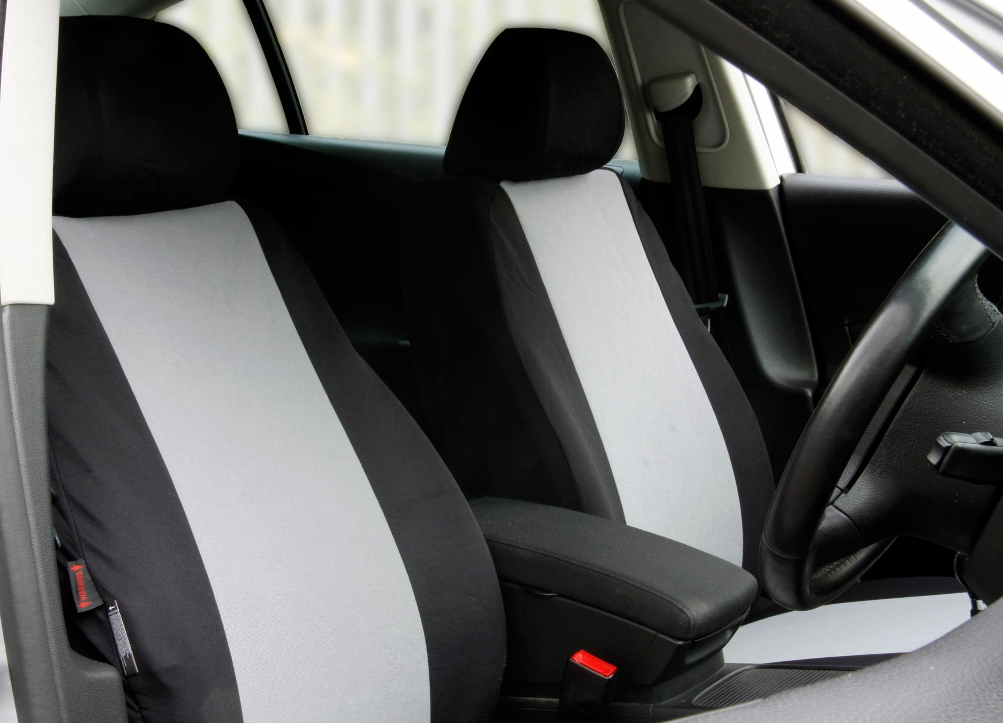 Halfords Universal Fit Value Car Front Seat Covers