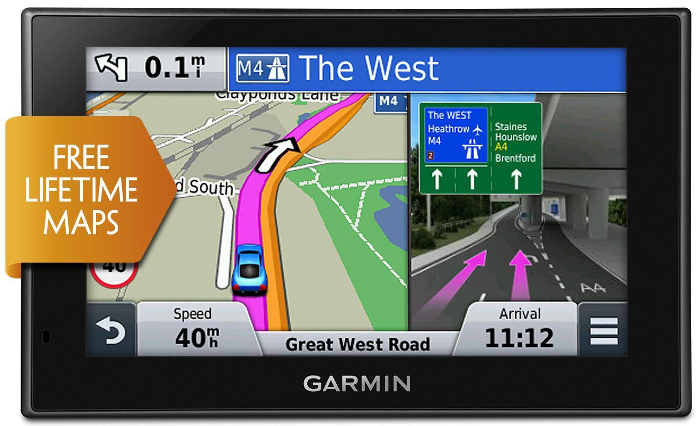 Garmin map updates