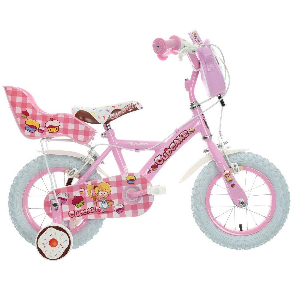 3ad39e32490 Apollo Cupcake Kids Girls Bike Bicycle 12