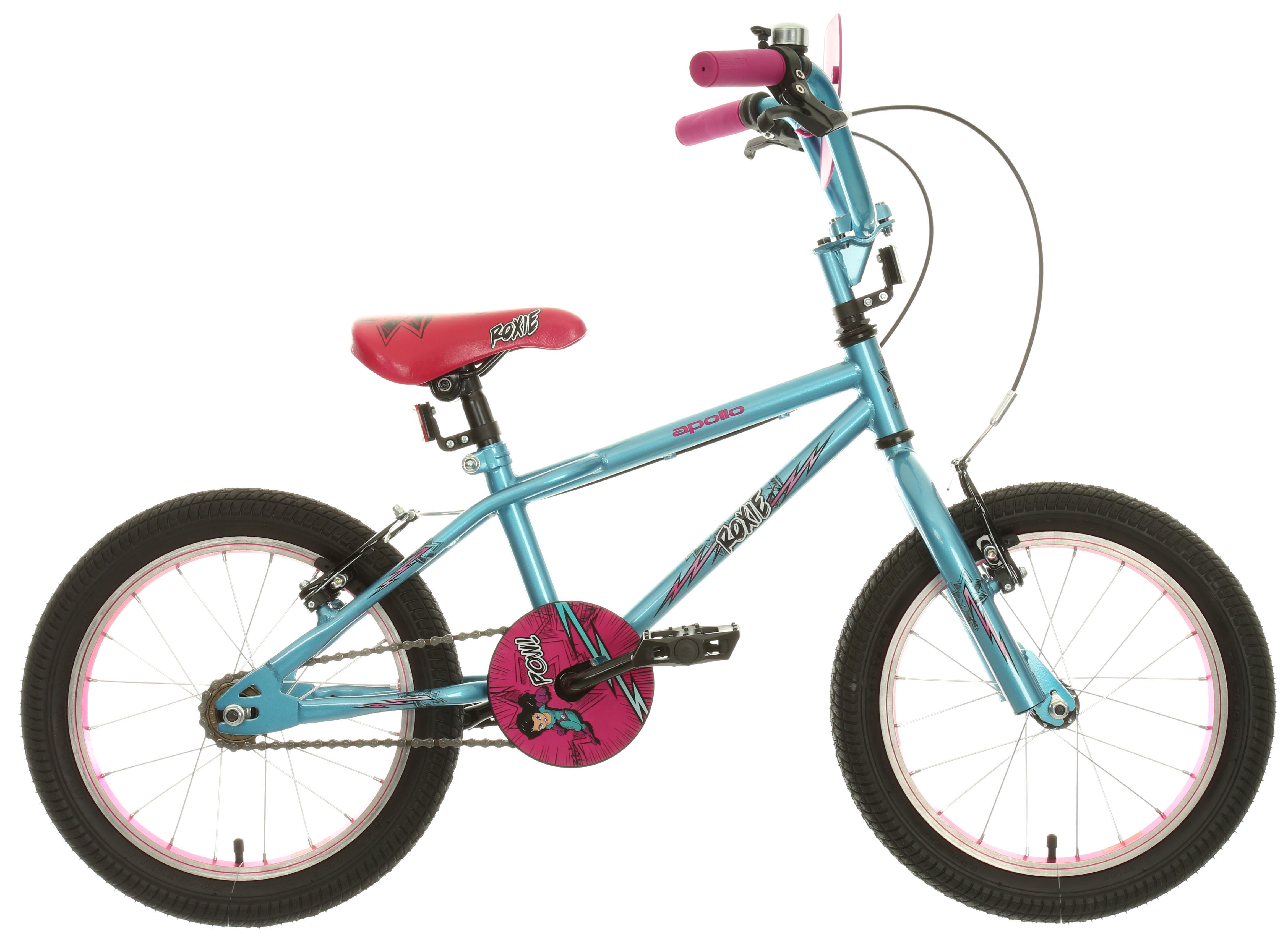 26122f4329 Apollo Roxie Kids Girls BMX Style Bike Bicycle Steel Frame 16