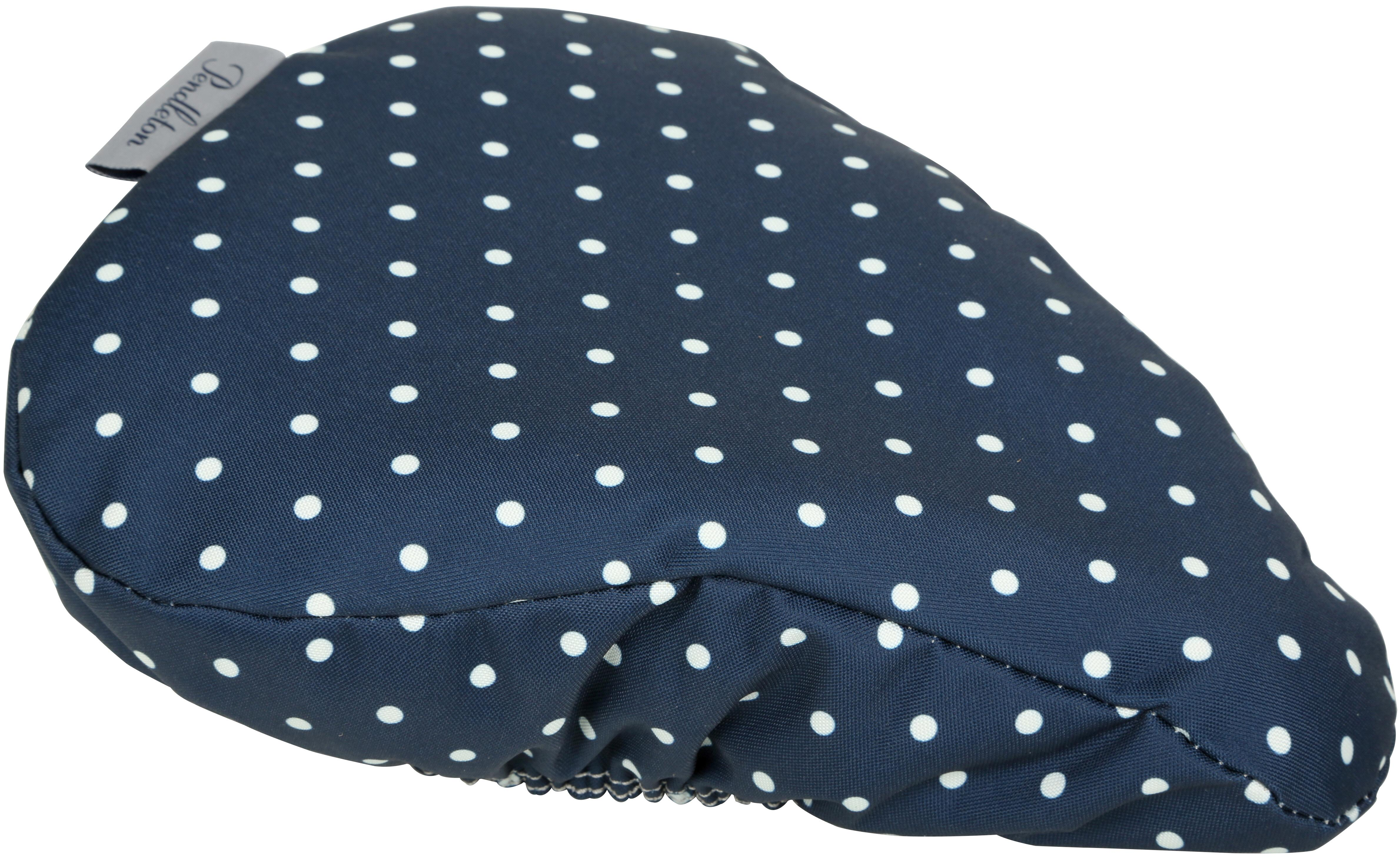 6f38f31533 Pendleton Bike Bicycle Seat Saddle Cover Navy Spot Water Resistant Cycling