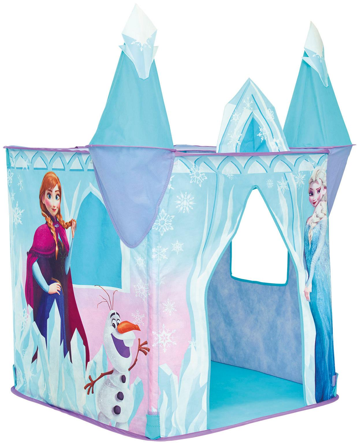 Kids Children Girls Indoor Outdoor Garden Pop Up Play Tent House Frozen Castle  sc 1 st  eBay & Kids Children Girls Indoor Outdoor Garden Pop Up Play Tent House ...