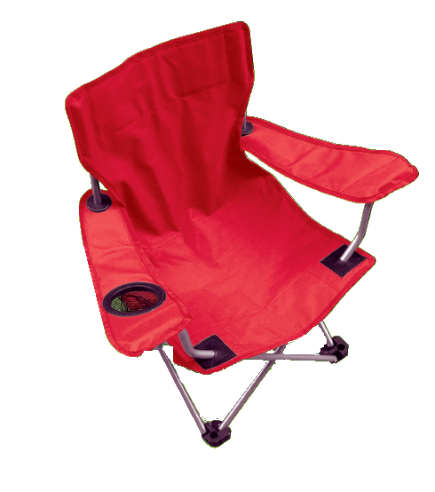 Details About Halfords Childrens Kids Camping Chair Fold Up Red Arm Rest Drink Holder Outdoor