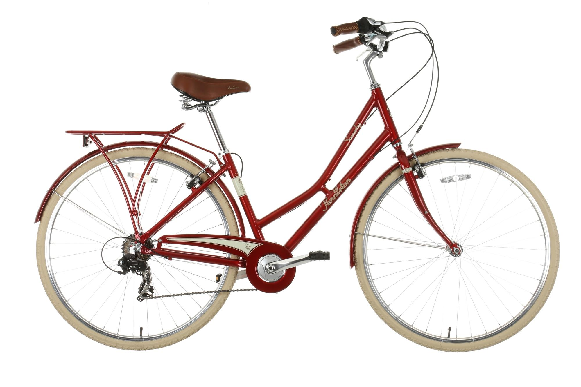 Pendleton Somerby Limited Edition Womens Hybrid Bike 19\