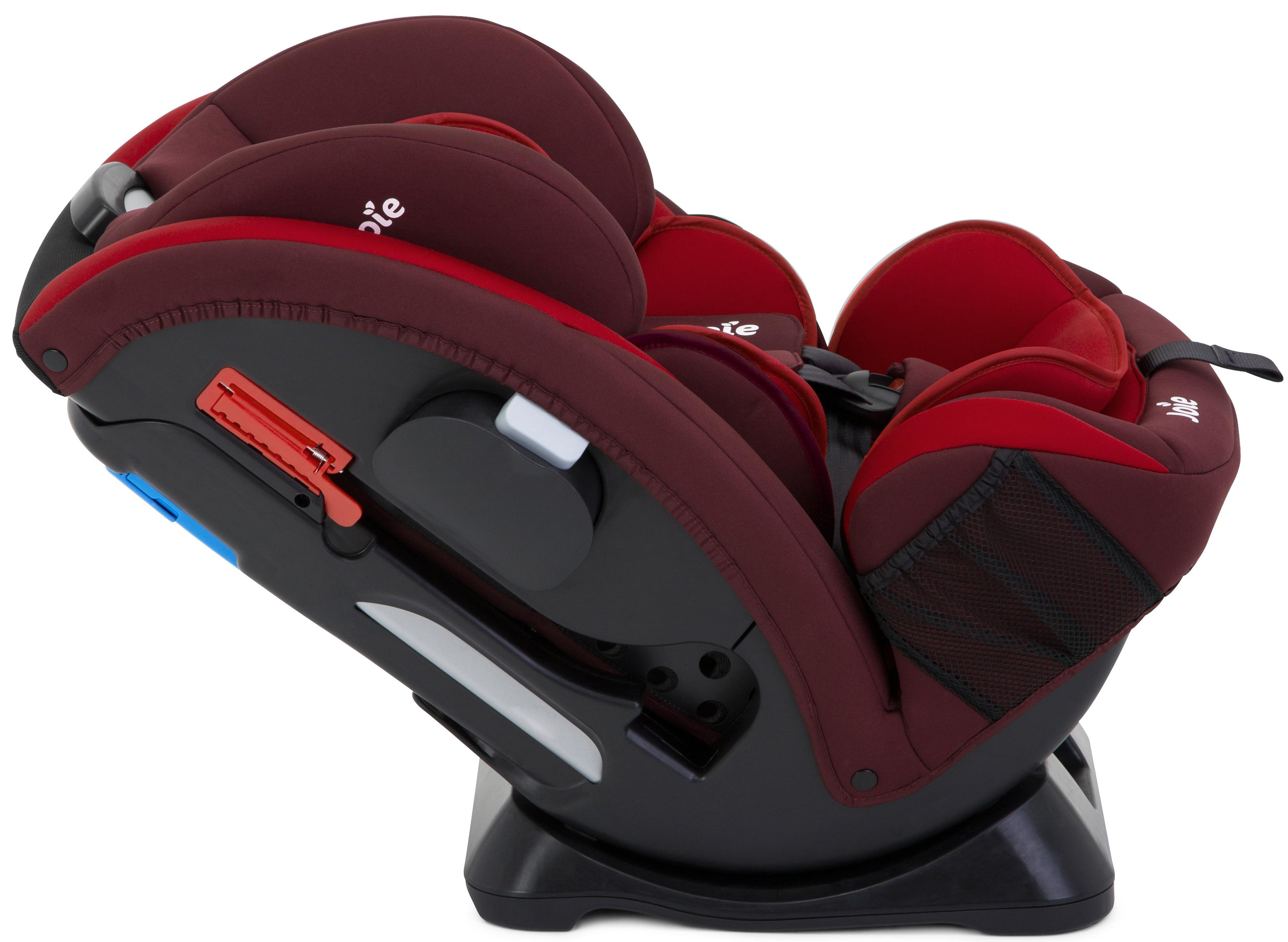 Joie Every Stages Baby Child Safety Car Seat Group 0 123 36kg 12Yrs