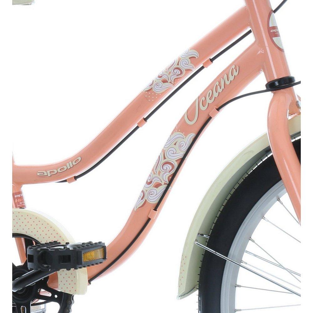 00feaf1ae5e Apollo Oceana Limited Edition Kids Hybrid Bike Bicycle 20