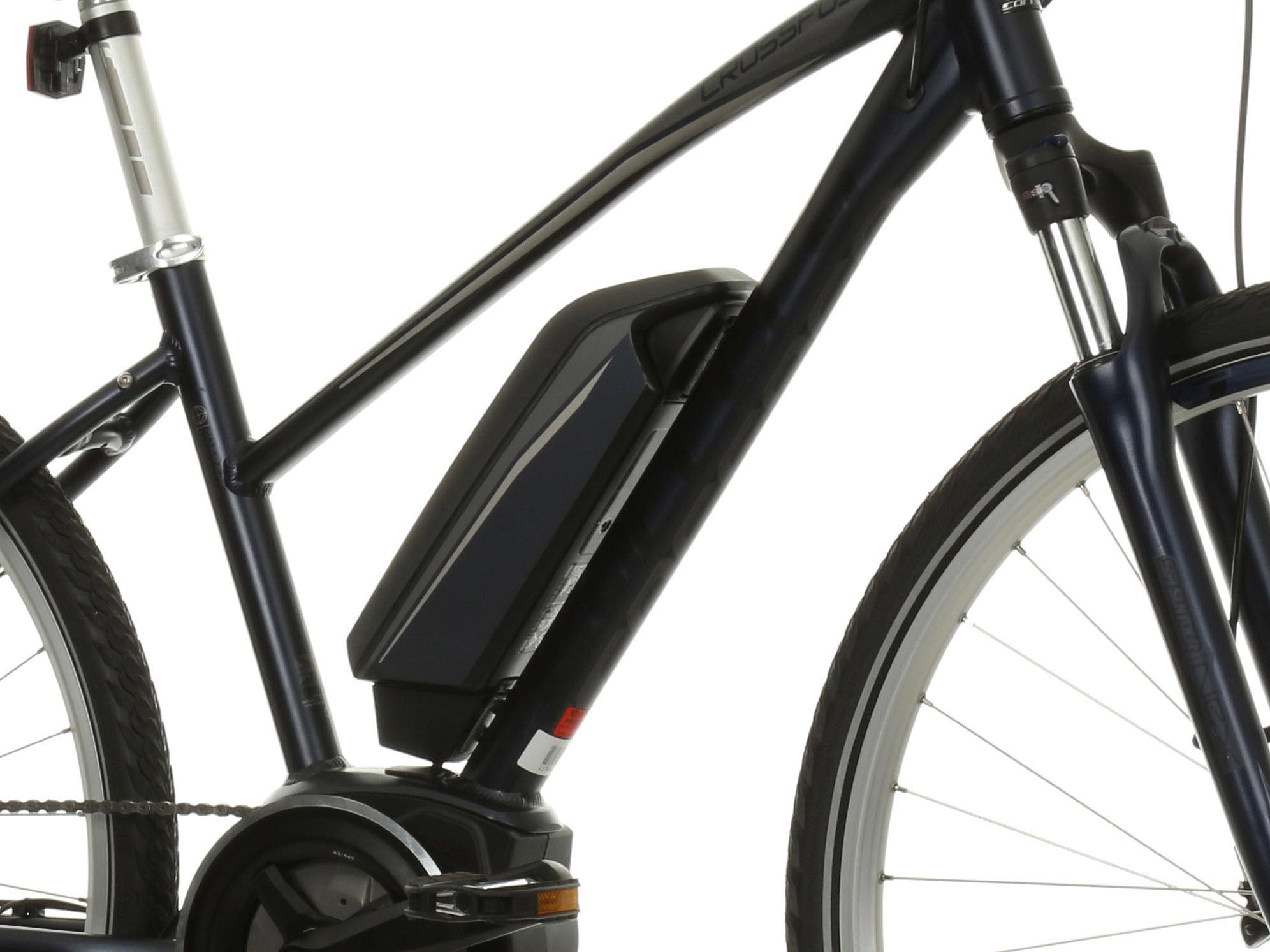 7914e0f0770 Carrera Crossfuse Womens Electric Hybrid Bike Alloy Frame Ladies ...