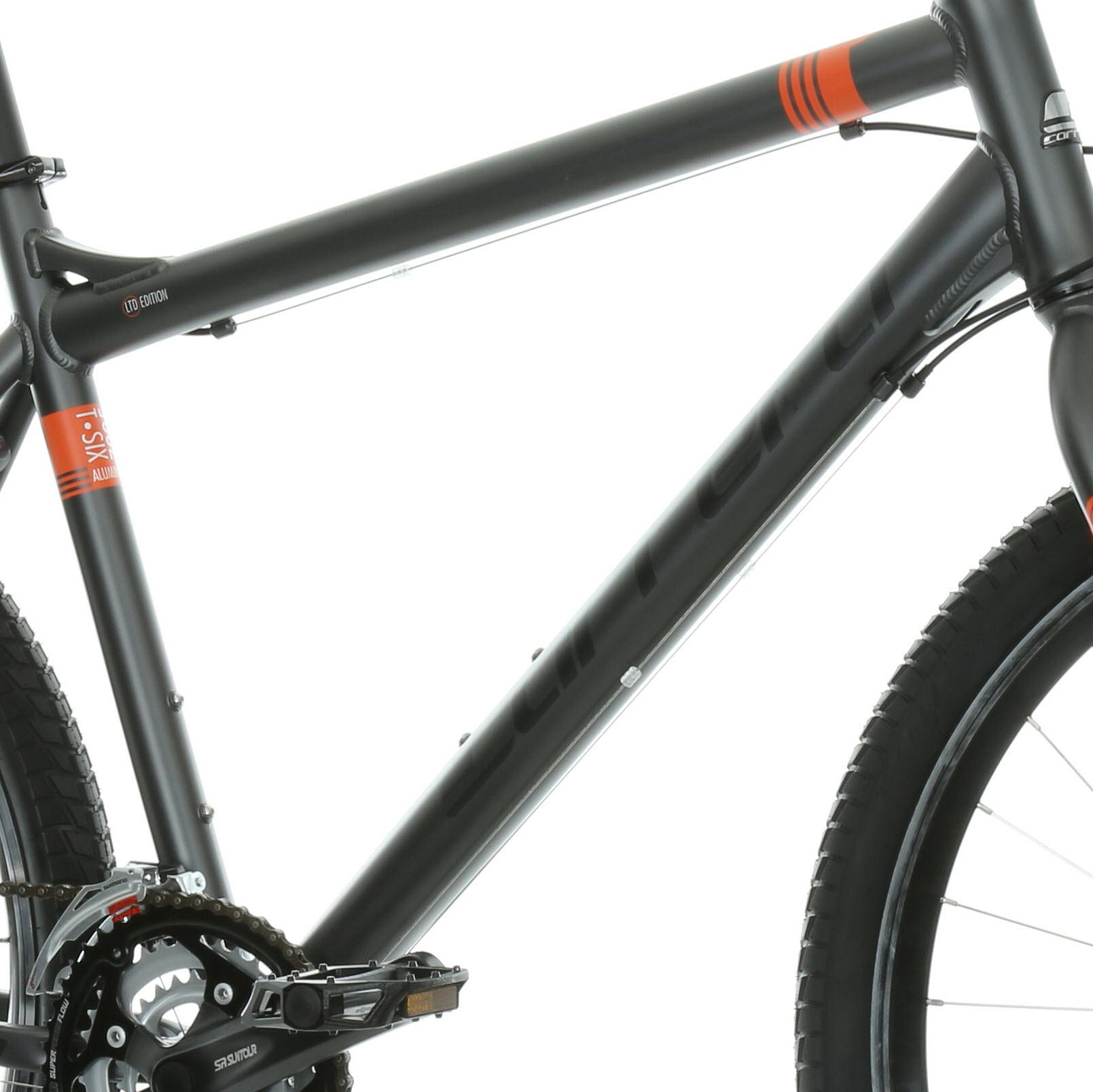 Details about Carrera Axle Limited Edition Mens Hybrid Bike 21 Gears  Shimano 27 5