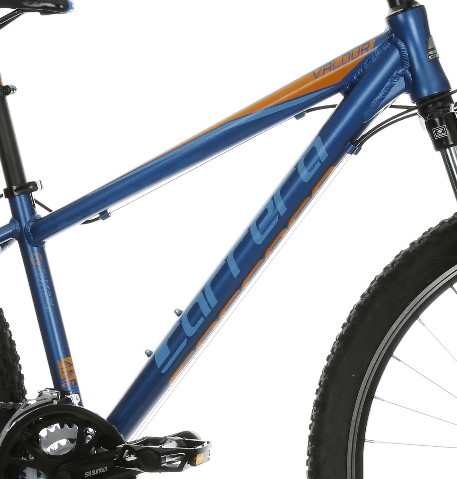Details about Carrera Valour Womens MTB Mountain Bike 27 5