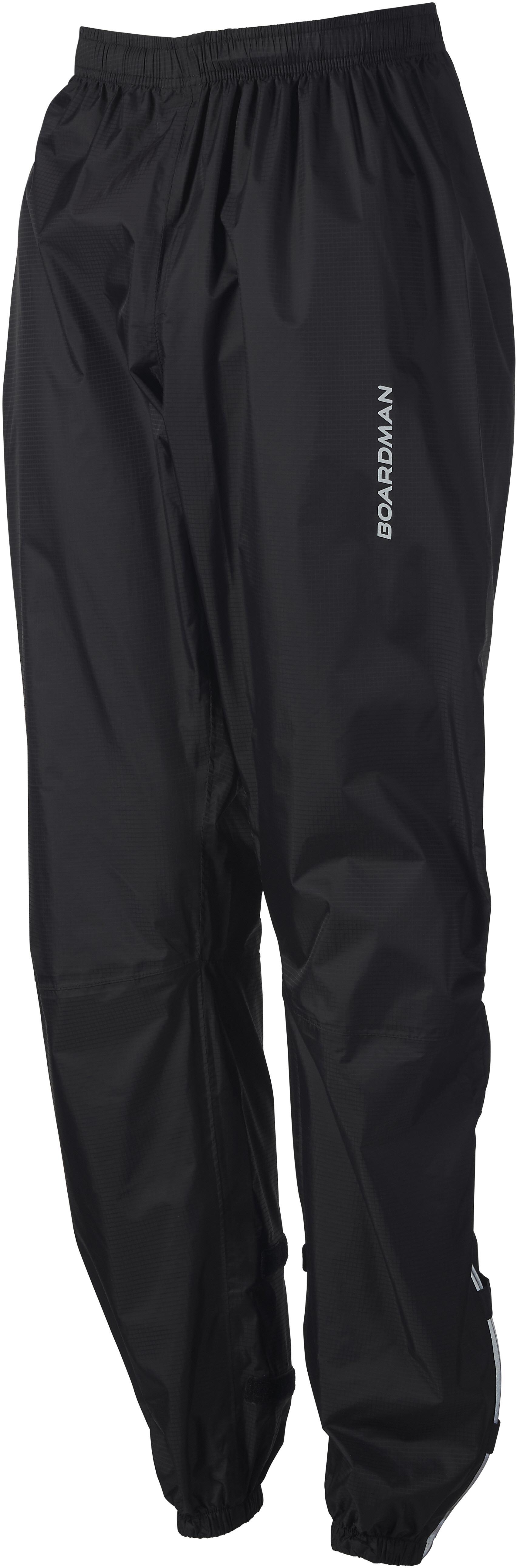 9f00b76b883534 Boardman Unisex Waterproof Fabric Velcro Leg Over Trousers Pants ...
