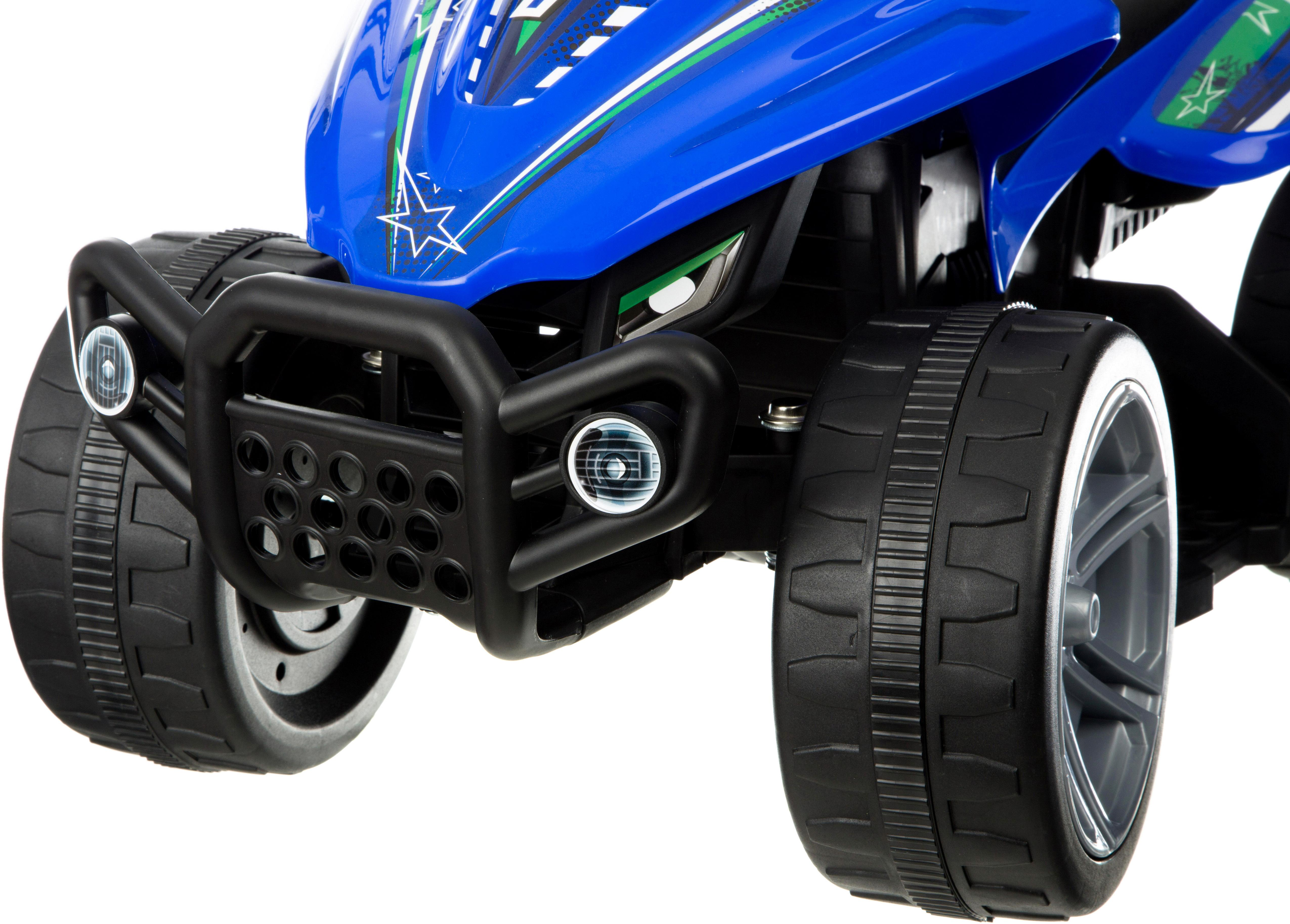 Roadsterz-Volt-6V-Electric-Ride-On-Quad-Rechargeable-Battery-4-Wheels-Kids thumbnail 4