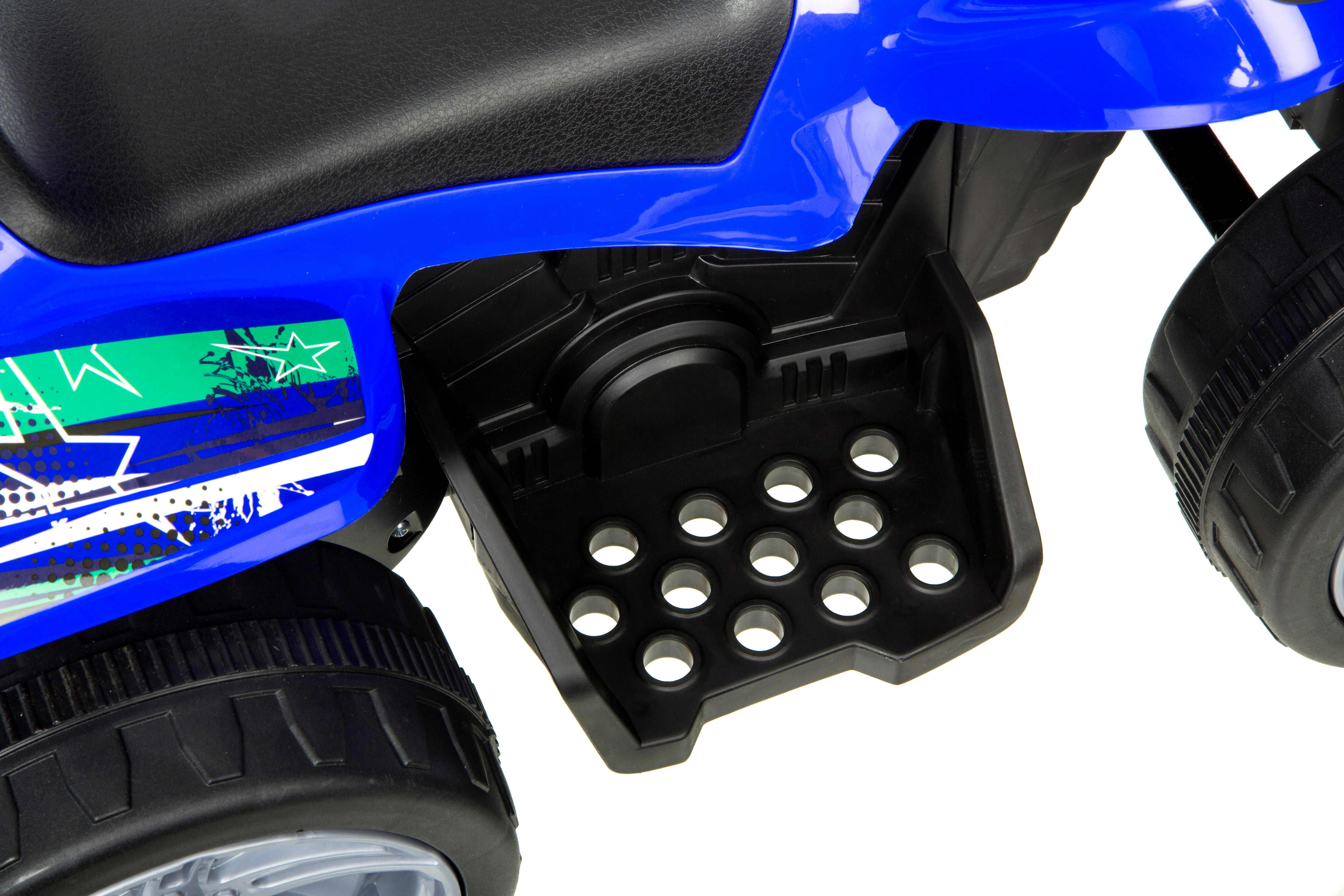Roadsterz-Volt-6V-Electric-Ride-On-Quad-Rechargeable-Battery-4-Wheels-Kids thumbnail 5