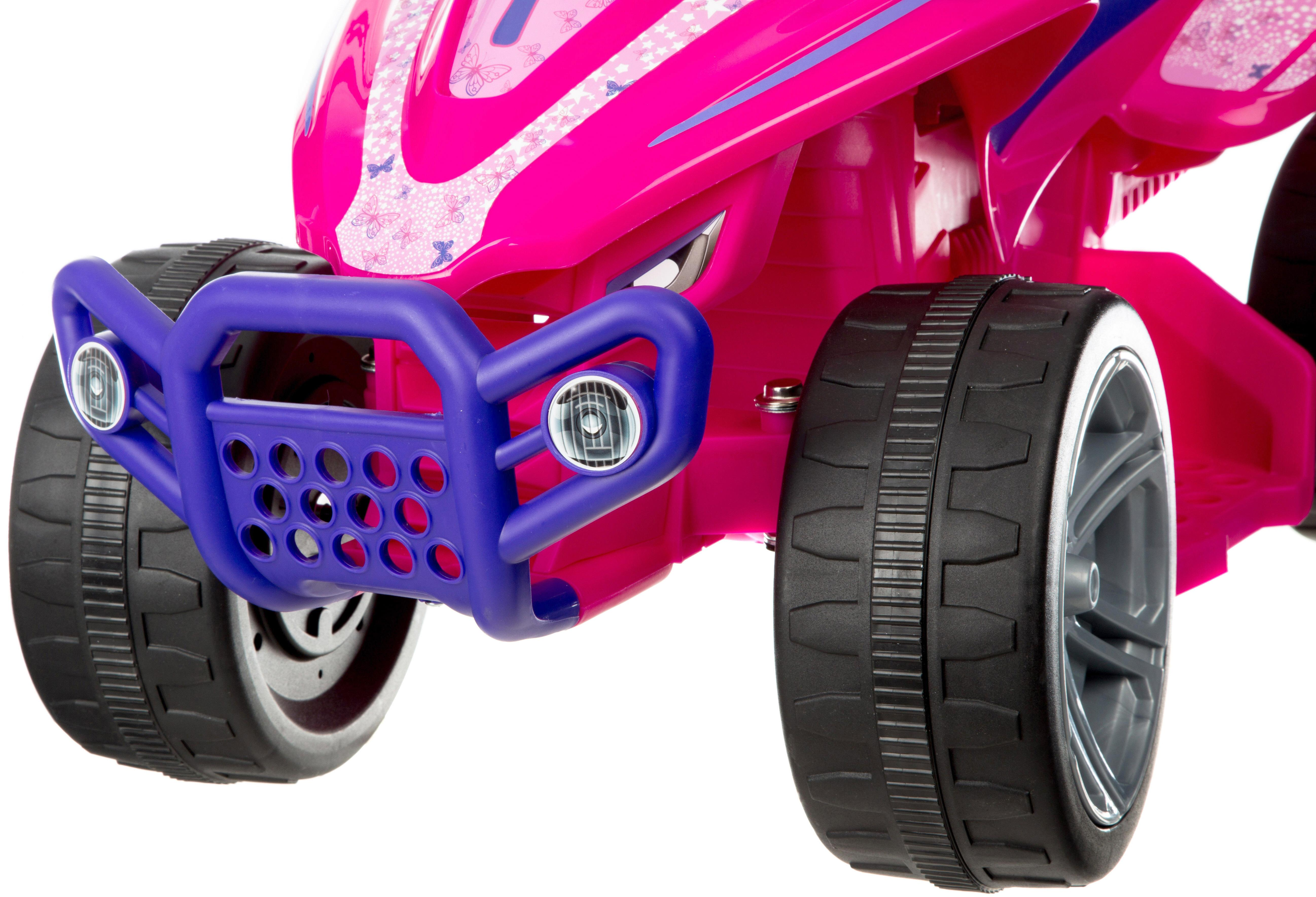 Roadsterz-Volt-6V-Electric-Ride-On-Quad-Rechargeable-Battery-4-Wheels-Kids thumbnail 8