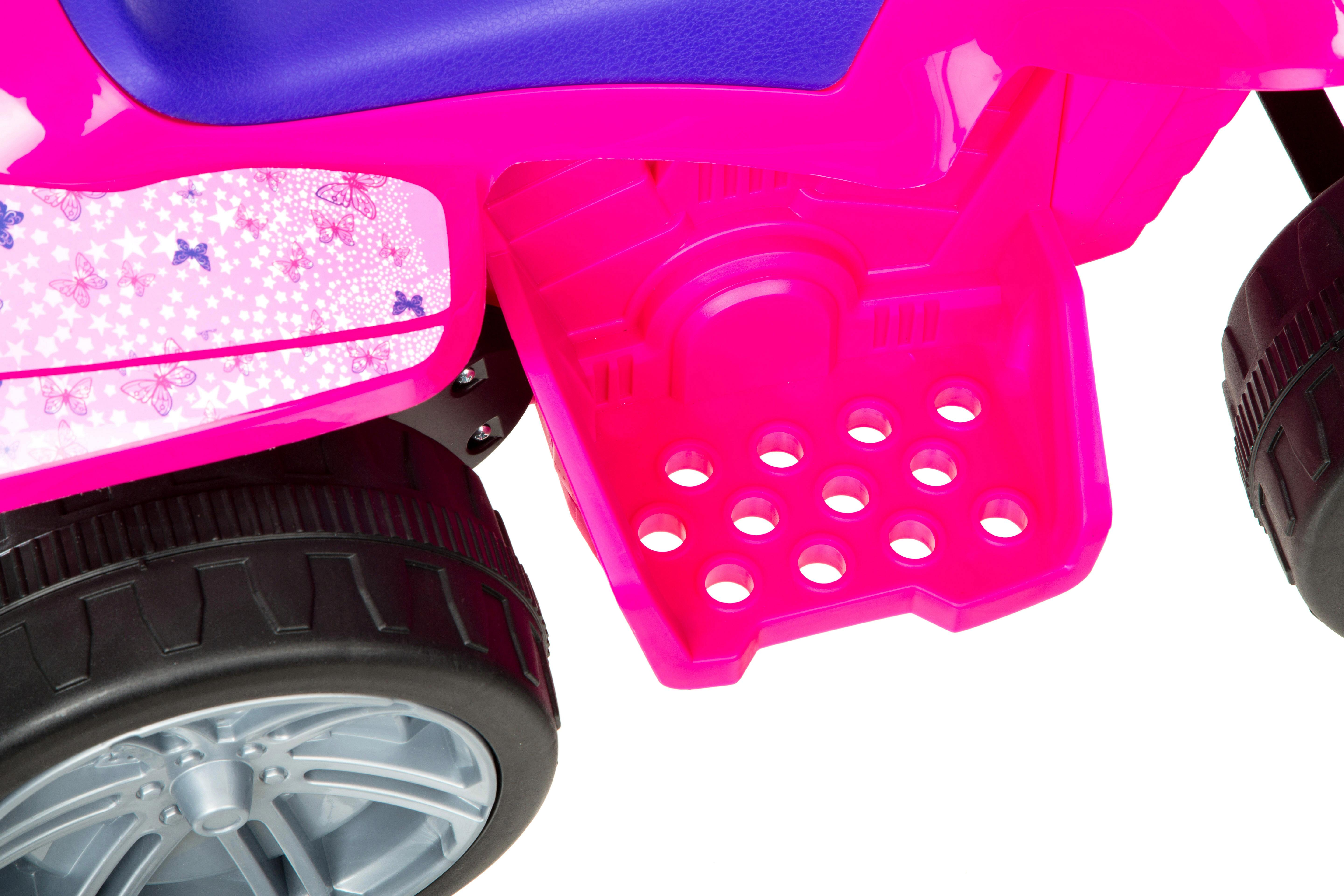 Roadsterz-Volt-6V-Electric-Ride-On-Quad-Rechargeable-Battery-4-Wheels-Kids thumbnail 9