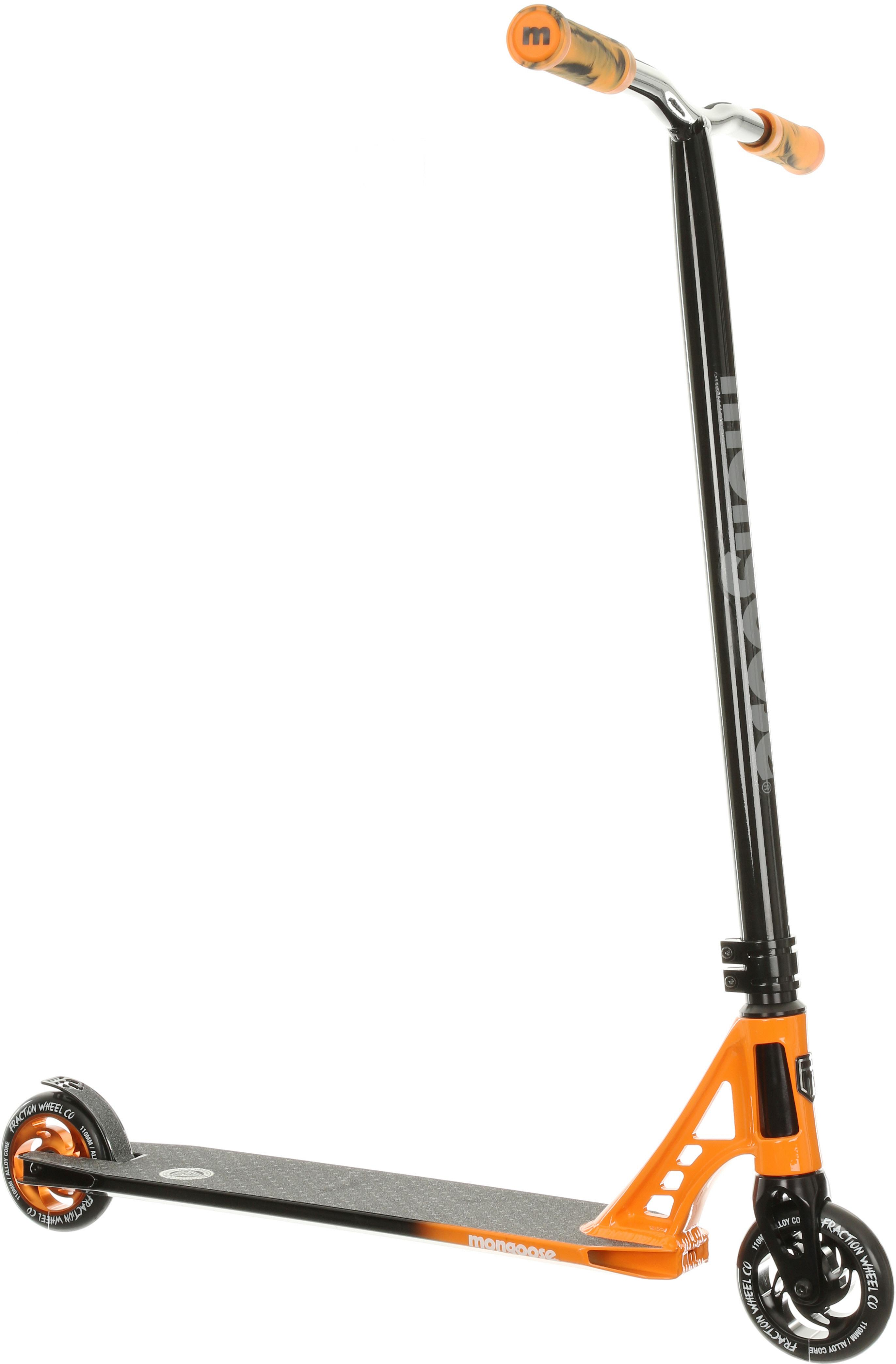Mongoose Team Legacy Stunt Scooter Lightweight Alloy Core